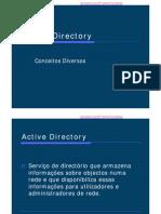 Active Directory Conceitos Diversos