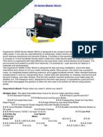 Super Winch 1440200 S4000 Series Master Winch