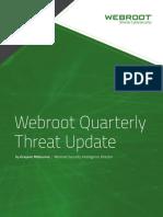 September-2016 Webroot Quarterly Threat Trends Us