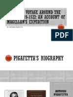 pigafetta biography
