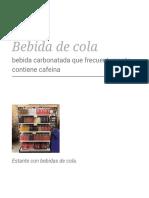 Bebida de cola - Wikipedia, la enciclopedia libre.PDF