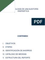 Metodología_Auditoria energética