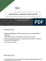 Ucsur Medicina Transfusional