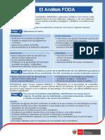 Cartilla 13 - El análisis FODA.pdf
