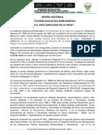 RESEÑA HISTÓRICA de la IE Emblemática INCA GARCILASO DE LA VEGA-CUSCO