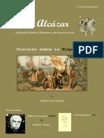 El Alcázar Nº 10. Discurso Sobre La Hispanidad