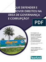 Why Advocate on GC Portuguese