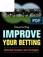 Smartersig - Improve Your Betting_ Selected Systems and Strategies (2008)