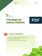 Aula 4 - A sociologia dos sistemas simbólicos.pdf