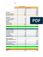 Balance General Analisis Vertical 1