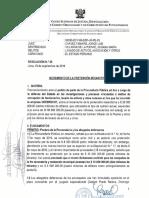 Fallo del Poder Judicial sobre incremento de reparación para Villarán