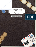 The Writers' Corner Summer Edition '19