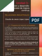 Unidad 3- Relaciones Industriales