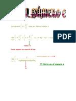 Matematicas Resueltos (Soluciones) El Número E Nivel 1º Bachillerato