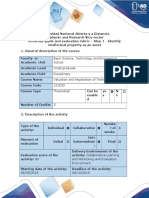 Activity guide and evaluation rubric - Step 1 - Identify intellectual property as an asset.docx