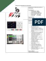 Cotización de materiales de electrónica.docx