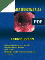 Hemorragia Digestiva Alta 2019