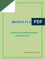 O brincar como processo psicanalitico - Modulo 4.pdf