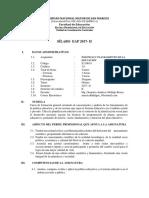 2 Políticas y Planeamiento de La Educación - Hidalgo UNMSM
