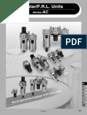 1PC New SMC mist separator AFM20-01