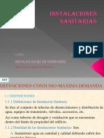 INST. SANITARIAS  I-2018.pptx