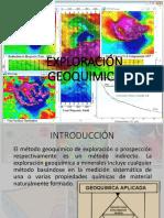 Exploracion geoquimica resumen