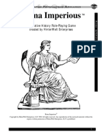 [HWE2500] Roma Imperious