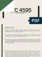 5. NTC 4595