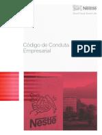 Código de Conduta Empresarial Nestlé (2017)