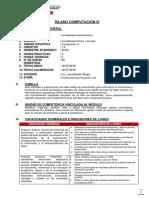 Silabo ComputacionIV_Contabilidad2019