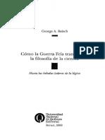 REISCH-COMO LA GUERRA FRIA TRANSFORMO LA FILOSOFIA DE LA CIENCIA.pdf