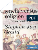 Ciencia Versus Religion - Stephen Jay Gould