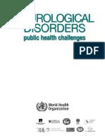 Public Health Neurological Disorder 2019