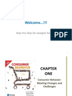 1 Determinants of Consumer Behavior; Managing Customer Value (1)