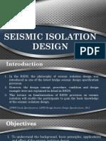3_BrD_Seismic Isolation Design for Bridges