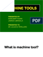 Gr 8 - Machine Tool (Tdd)