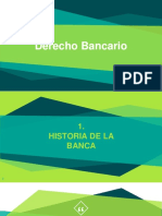 Modulo I Derecho Bancario y Bursátil