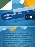 Sermão Liderança