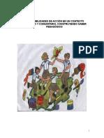 La Expresión Artística Como Herramienta Para Fortalecer El Aprendizaje Cooperativo y Las Competencias Ciudadanas