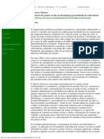 Tendências dos jornais on-line na disseminação personalizada do conhecimento