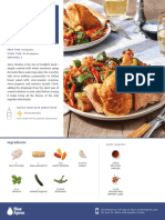 Blue Apron Roasted Chicken