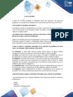 UNIDAD 1 PASO 1 Planeacion Estrategica 2019