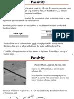 Corrosion Lecture 4-Passivity