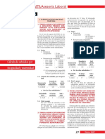 61876620 Calculo de Subsidios Por Incapacidad y Maternidad ECB Laboral