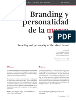 Branding y personalidad