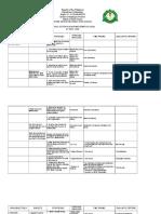 Action Plan in Mathematics 2019 2020