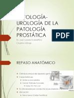 Urología de la patología prostática