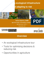 Stephens Harnessing Ecological Infrastructure and Adapting to Risk
