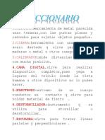 Diccionario de Ma
