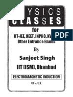 physics class by sanjeet singh